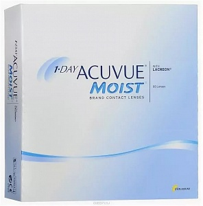 1-Day Acuvue Moist №90