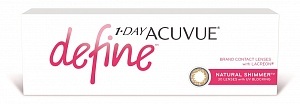 1-Day Acuvue DEFINE with LACREON №30