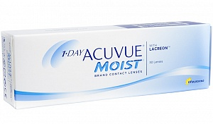 1-DAY ACUVUE MOIST №30