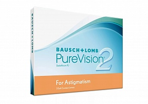 PureVision2 for Astigmatism №3